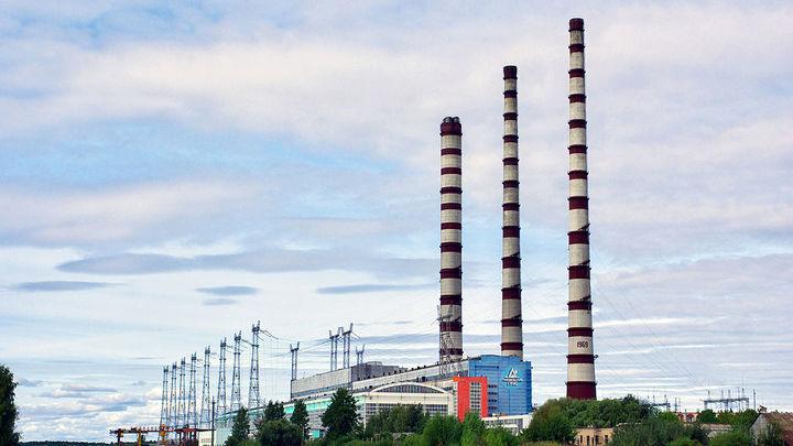 Пожар на Лукомльской ГРЭС ликвидирован, электроснабжение почти восстановлено