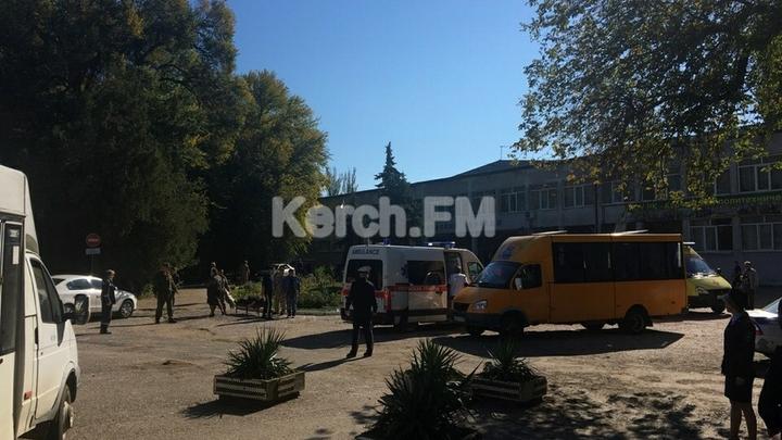 «У нее истерика»: Мать керченского стрелка перед задержанием пыталась выброситься в окно - источник