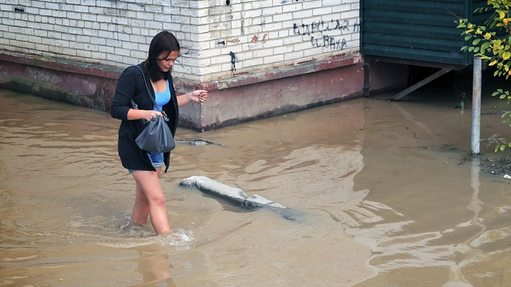Жителей Кубани предупредили о подъеме воды в реках