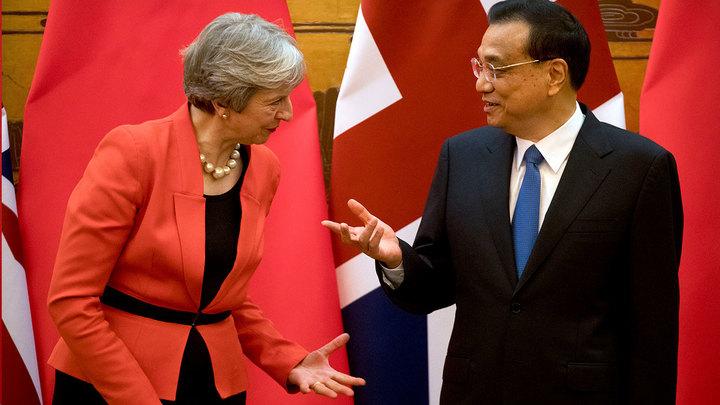 Взаимное уважение и обоюдные усилия: У Британии с Китаем начались отношения