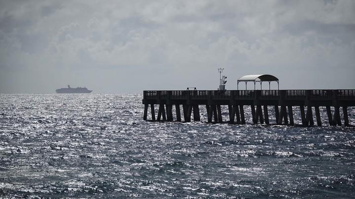 Ученые: Ураган Ирма наберет силу перед ударом по Флориде