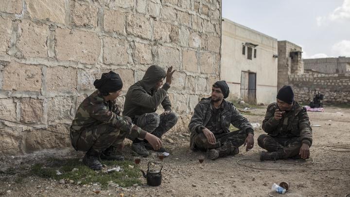 Боевики показали террориста, сбившего российский штурмовик Су-25 в Сирии