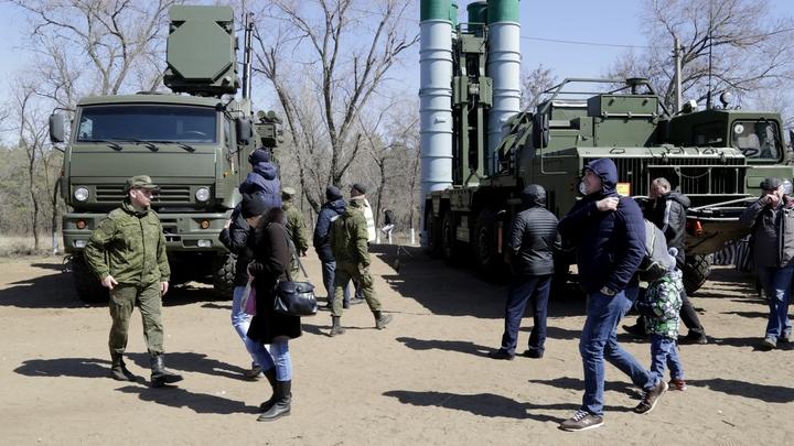 Враг не пройдет: Крым укроют защитным «Панцирем-С1»