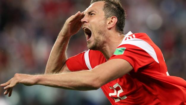 Der Spiegel пришлось извиняться после победы России в матче с Египтом