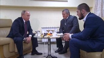 Путин: Если на нас нападают извне, мы все можем так прыгнуть, что мало не покажется