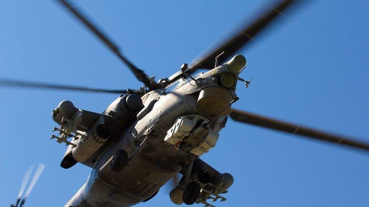 Реальный бой — лучший экзаменатор для нового вооружения: Баранец об испытаниях Ми-28НМ в Сирии