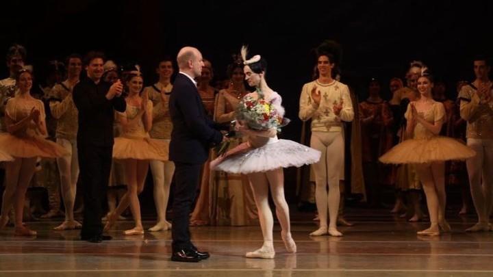 Олеся Новикова стала новой прима-балериной Мариинского театра