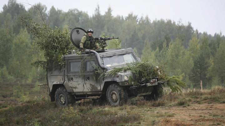 Военные России и Белоруссии отработали спецоперацию под Брестом