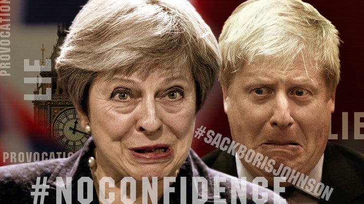 Дело Скрипаля: Лондон убирает кота-свидетеля, британцы требуют отставки Джонсона
