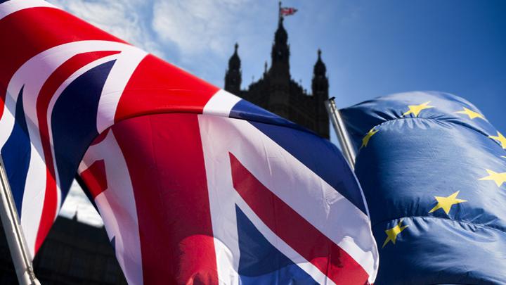 Британия «подавилась» Brexit