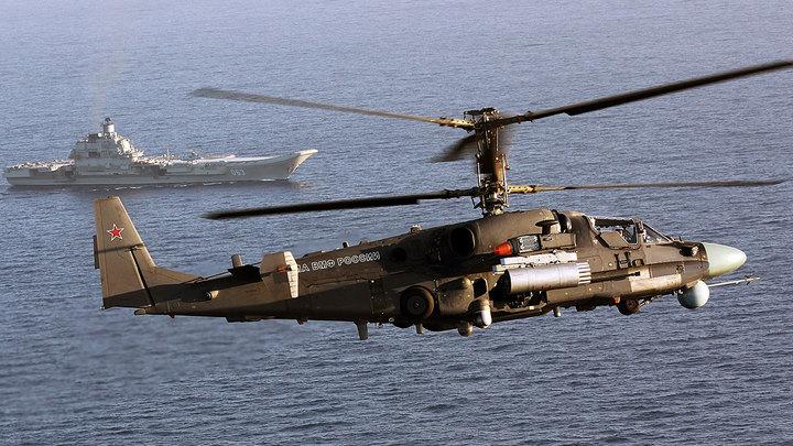 Вертолётоносцев в России не будет. В чистом понимании