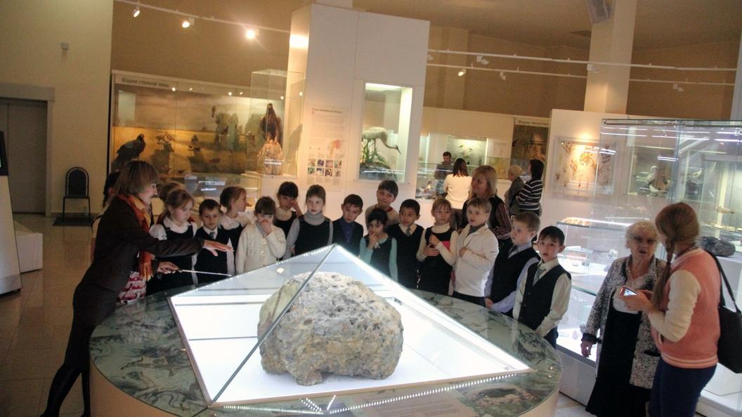 NASA показало, как падал Челябинский метеорит