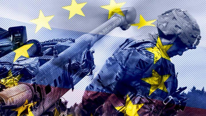 Европа пугает войной в русском пространстве