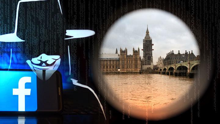 Парламент Британии обвинил Facebook в защите «русских хакеров»