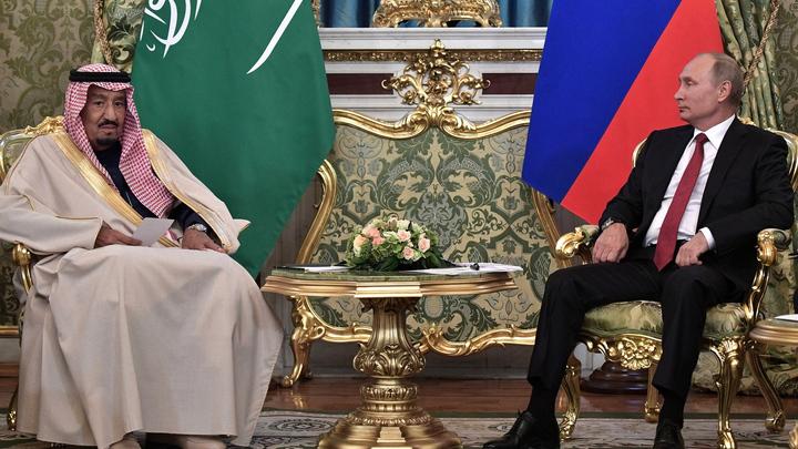 Путин прервал Совет по культуре ради звонка короля Саудовской Аравии