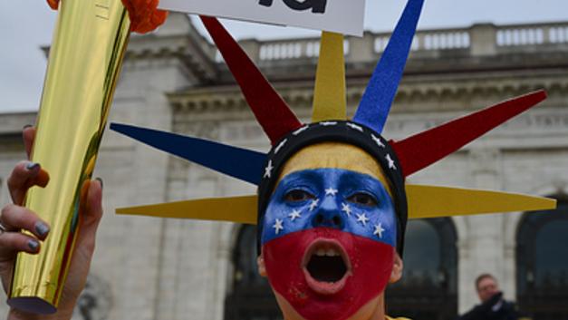 Венесуэла лишилась места в Генассамблее ОАГ