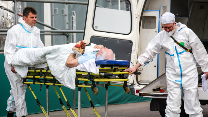 В Коврове вновь открыли ковидный госпиталь на базе первой горбольницы