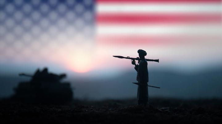 США капитулируют перед талибами