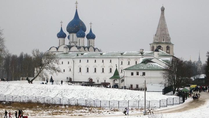 В 2020-м году музеи Владимира и Суздаля посетили вдвое меньше туристов, чем годом ранее