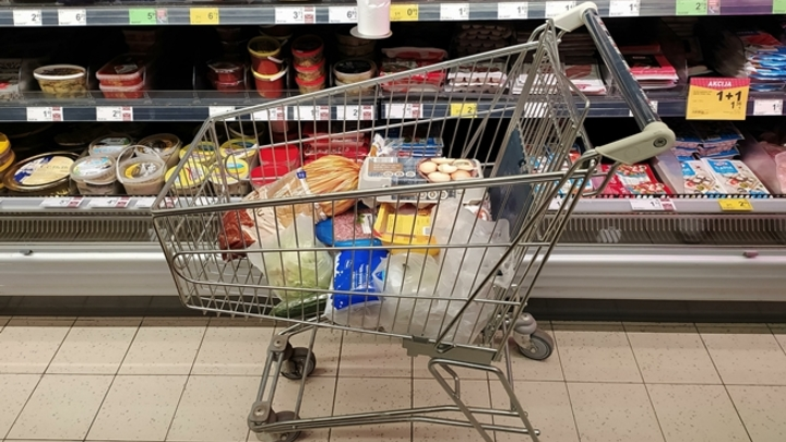 За неделю в Кузбассе подешевели картофель, морковь и рыба