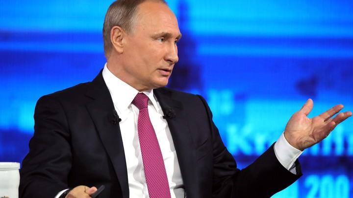 Как задать вопрос: Все детали Прямой линии с Владимиром Путиным 7 июня