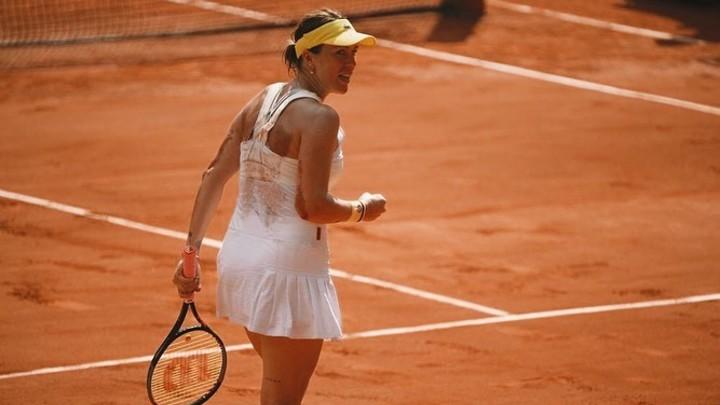 В Париже самарская теннисистка Анастасия Павлюченкова не смогла выиграть Ролан Гаррос