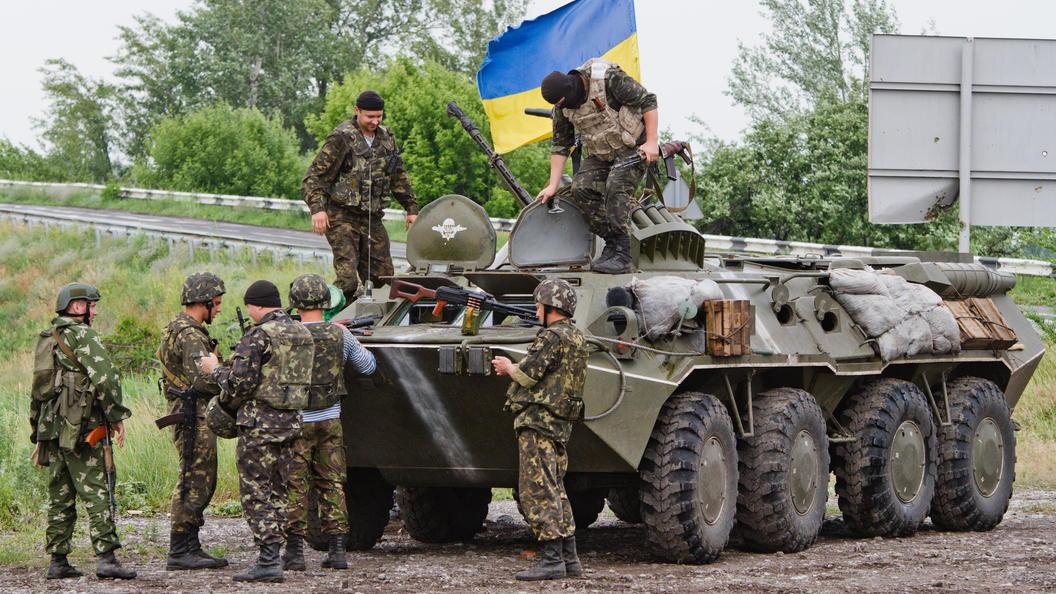 Корчинский поведал, когда Украина начнет «масштабную войну сРоссией»