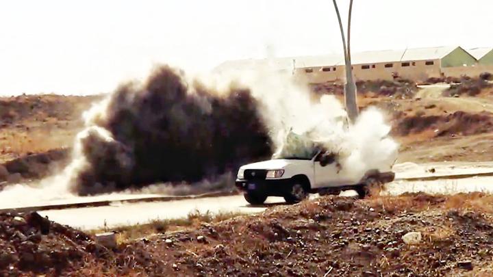 Российские военные вычислили логово, куда стекаются разрозненные группы боевиков в Сирии