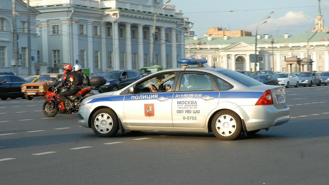 Избиение блогера в парке Горького засняли камеры наблюдения
