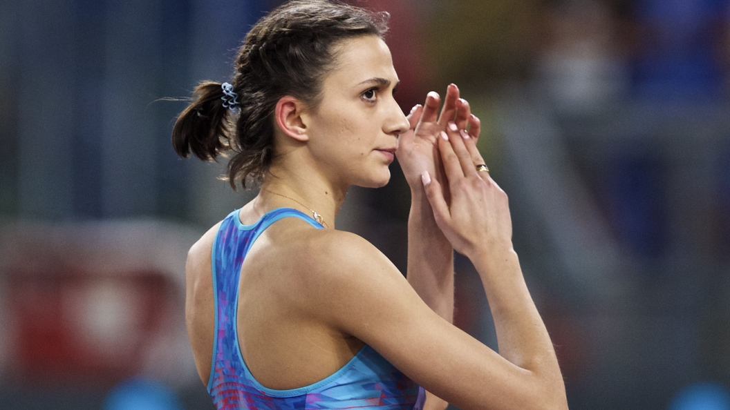 Прыгунья Ласицкене завоевала золото в прыжках в высоту на ЧМ в Лондоне