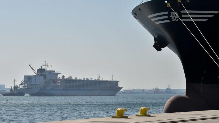 Никто не обращался: Профсоюз моряков России о русской команде на атакованном танкере в Оманском заливе