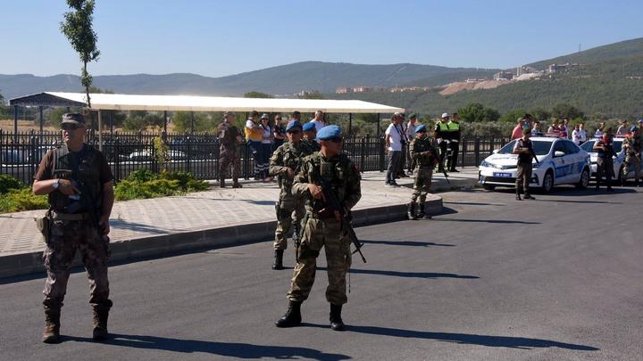 Сбежавшего из Ирака главаря ИГ задержали в Турции