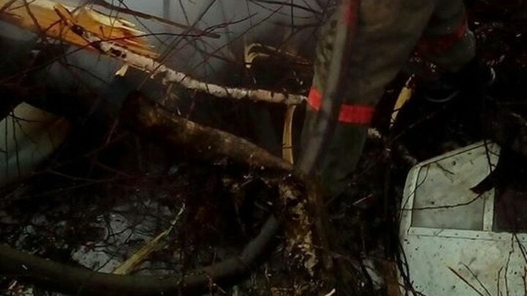 Эксперты заявили о странных показателях Ан-148 перед крушением