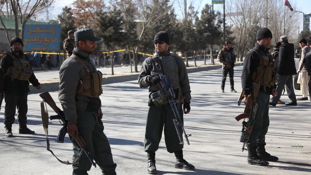 Террористы напали наотель вКабуле: погибли 35 человек