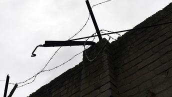 В Германии обнаружили ранее неизвестный участок Берлинской стены - видео