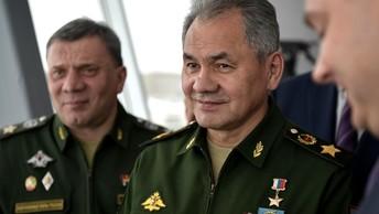 Шойгу: Оснащенность армии современным вооружением достигла почти 59%
