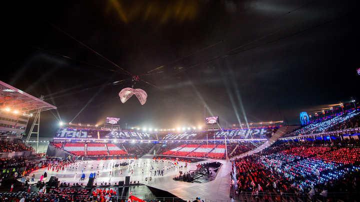 Президент Южной Кореи объявил Паралимпиаду-2018 открытой