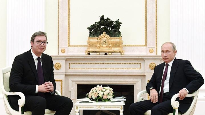 Позволит ли Москва сдать Косово?