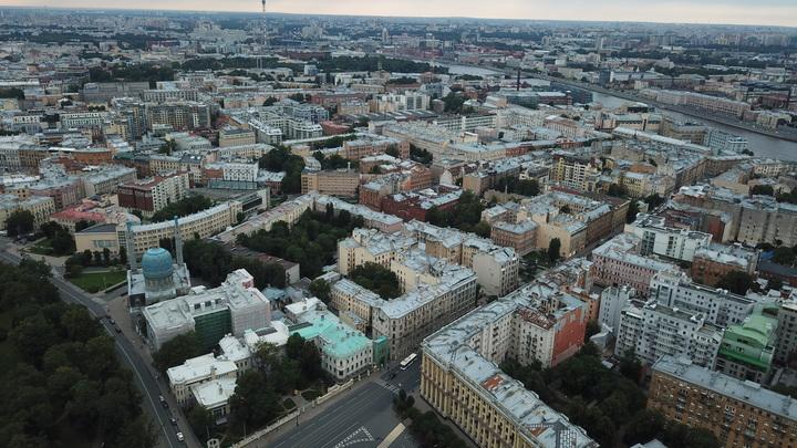 Три хлопка: В Петербурге прогремел взрыв
