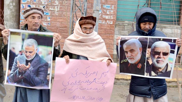 Наши действия были пропорциональны: В Иране объяснили, будут ли дальше мстить США за убийство генерала Сулеймани