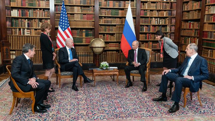 Байдену указали на дверь. Путин спас от американской оккупации Среднюю Азию