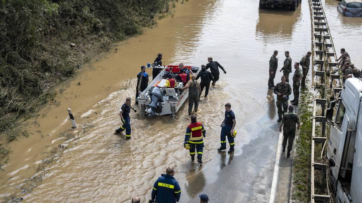 Наводнение в Германии - это только начало: Названа следующая жертва стихии
