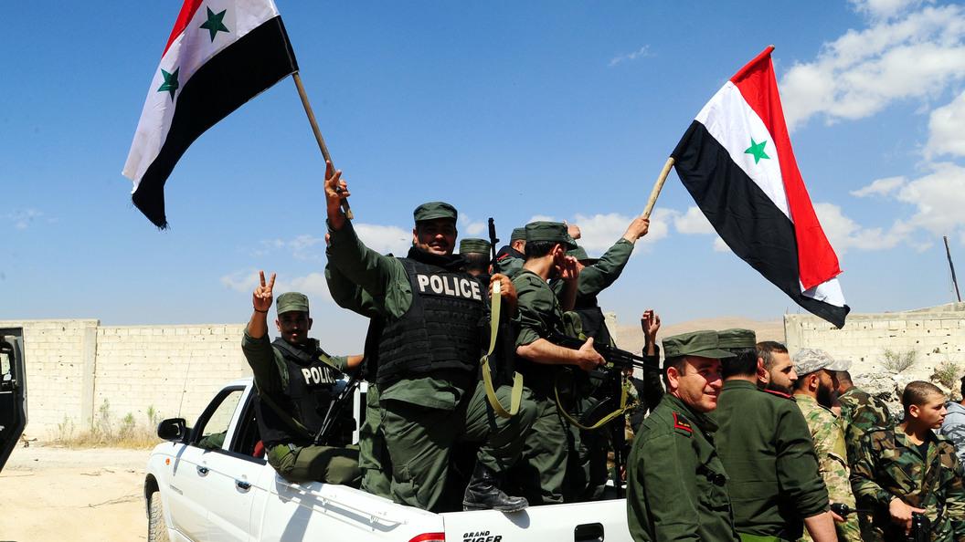 Системы ПВО Сирии на100% отразили новый ракетный удар