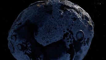 Пронесло: Астероид, обнаруженный всего сутки назад, решил не падать на Землю