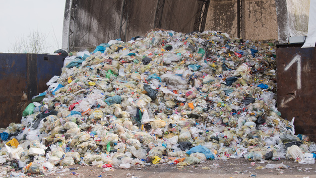 Круговорот мусора в природе: В Ярославле не захотели принять московские отходы