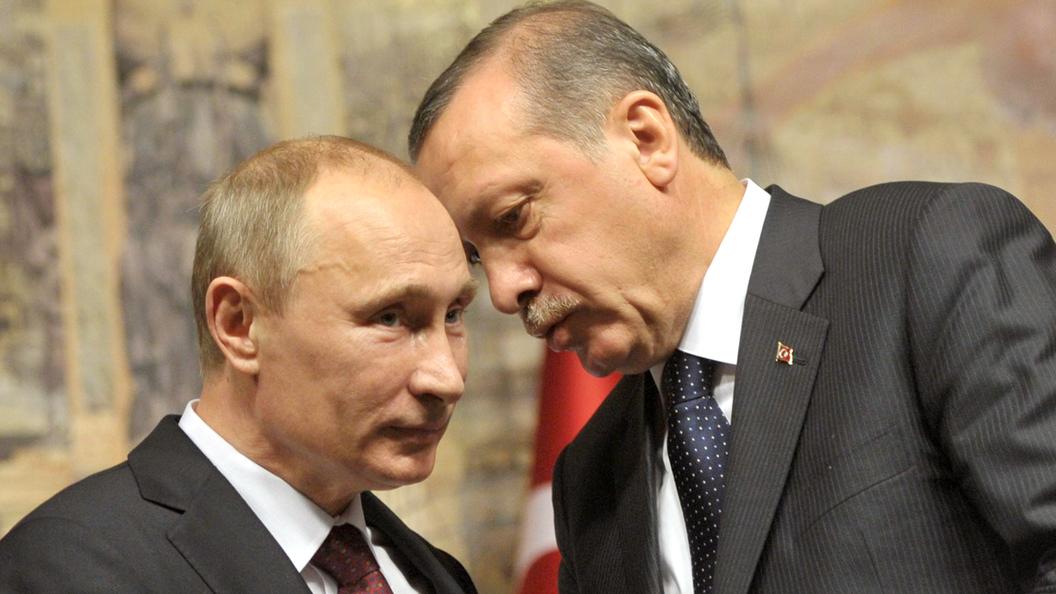 Россия и Турция - перезагрузка
