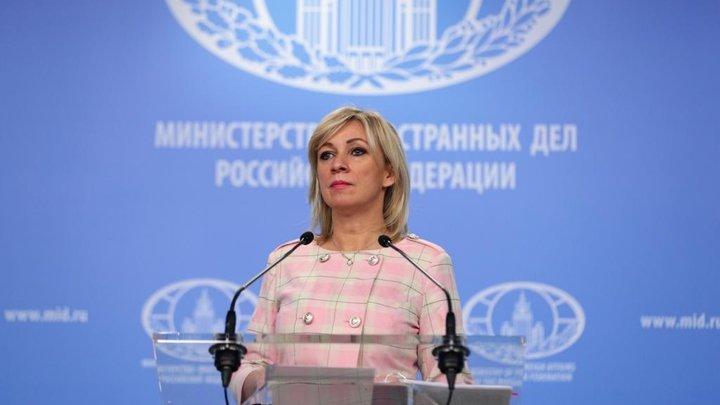 Испугались услышать правду: Захарова усомнилась, что Германия и Франция хотят мира в Донбассе