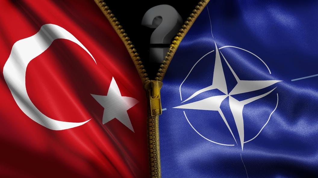 Турция против НАТО