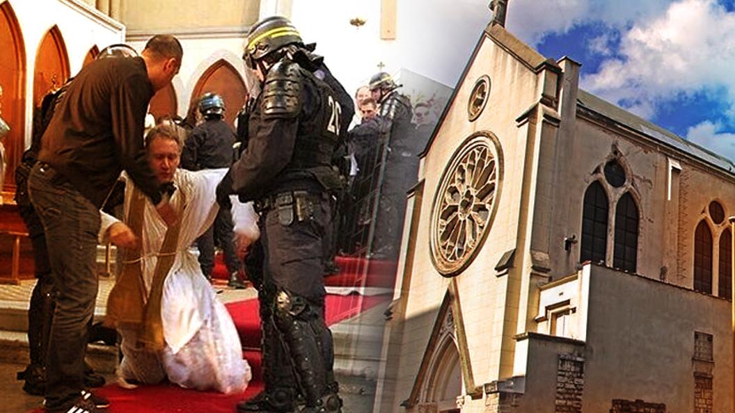 Закат Франции: Атака государства на христианскую веру