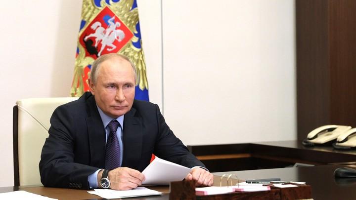 Владимир Путин: России не интересна ситуация с авиалайнером Ryanair